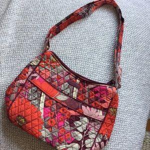 Vera Bradley carryall crossbody bag